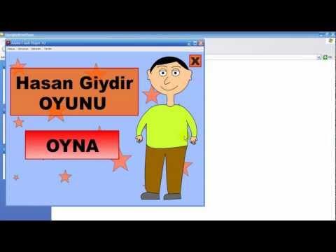 Giysi Giydirme Oyunu Yapımı - 2 Türkçe