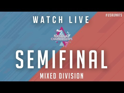 Video Thumbnail: 2019 National Championships, Mixed Semifinal: San Francisco Mischief vs. Minneapolis Drag'n Thrust