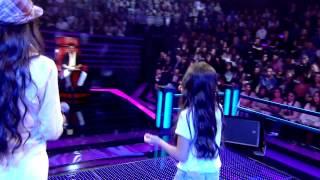 Zilan, Zeliha ve Destan'ın Düellosu 'Yaparım Bilirsin' (O Ses Çocuklar Türkiye) 1. Sezon 7.Böüm