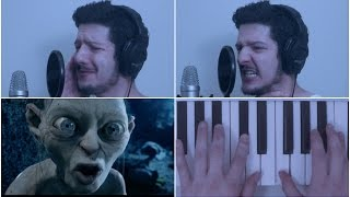 Smeagol/Gollum Impression & Soundtrack from Lord of The Rings: The Two Towers by Jacob Dupre