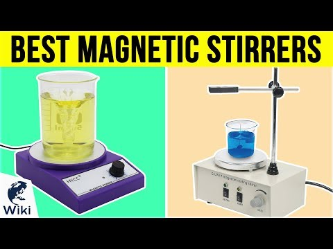 10 Best Magnetic Stirrers 2019