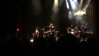 Sampha- Timmy's Prayer @ The Palace Theatre 11.1.2016