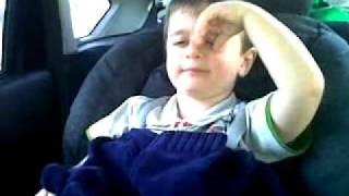 Maurício curtindo um som do AC DC
