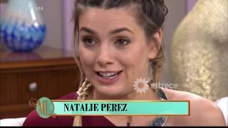 Natalie Pérez confesó tener 20 años de trabajo en televisión
