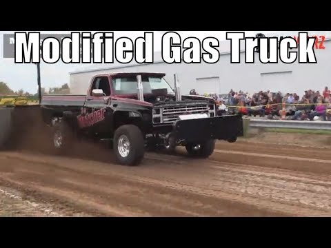 Modified Gas Truck Class From WMP At Kent City MI 2018