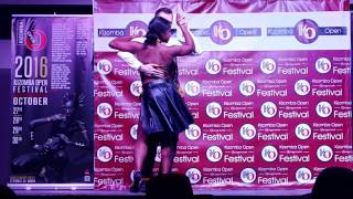 Pawel & Marly - Kizomba e Semba @ Kizomba Open Festival 2016