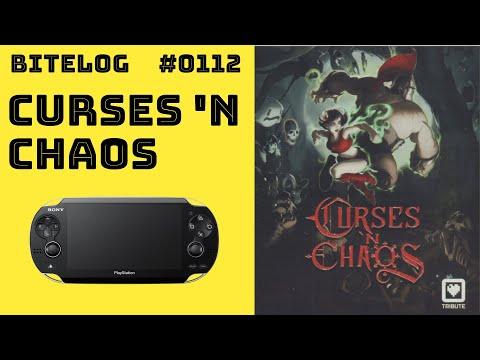 BITeLog 0112: Curses 'n Chaos (PSVITA/PS TV) LONGPLAY
