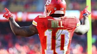 "Tyreek Hill Highlights 2016-2017 ""Dead or Alive"" ᴴᴰ"