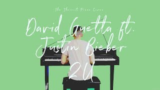 David Guetta ft. Justin Bieber - 2U | The Theorist Piano Cover