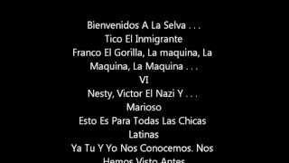 Franco El Gorila Ft. Tico El Inmigrante - He Querido Quererte