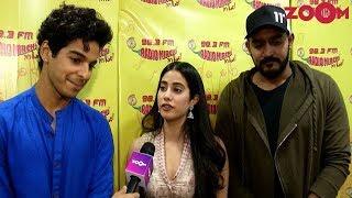 Zingaat Song Launch   Exclusive Interview With Ishaan Khattar, Janhavi Kapoor & Shashank Khaitan