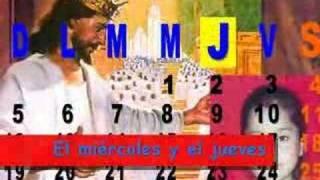 Manuel Bonilla & Niños - Los días de la semana