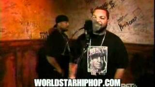 Ice Cube & WC Rap City Freestyle Video