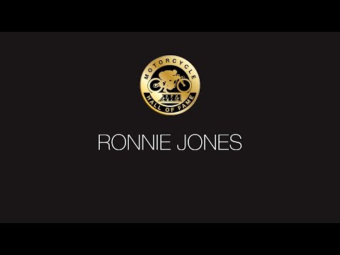 Ronnie Jones Presentation and Acceptance Speech