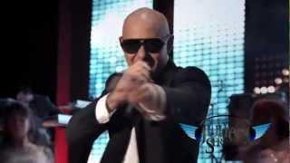 """Pitbull - Echa Pa' Lla """"Sube Las Manos Pa Arriba"""" ( Un Official / Un Oficial / Live / En Vivo )"""