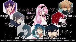 【♠合唱♠】グルカゴン【男女7人+α】| Glucagon [Nico Nico Chorus]