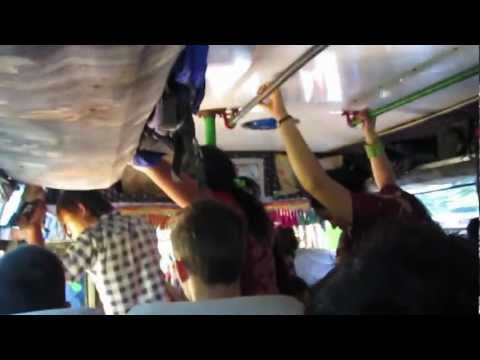 Video – Awesome Music in a Nepalese Bus