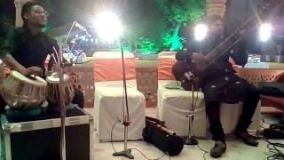 Mast Kalandar Band - Instrumental Music in Hotel Rambagh Palace