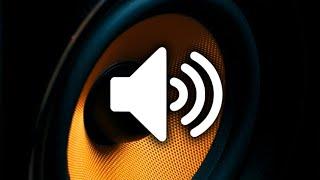 Bass Drop Sound Effect 1