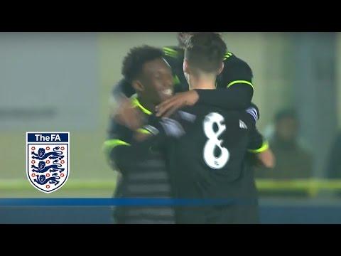Birmingham U18 0-5 Chelsea U18 (2016/17 FA Youth Cup R4) | Goals & Highlights