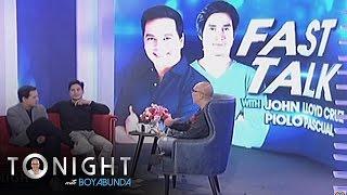 TWBA: Fast Talk with Piolo and John Lloyd