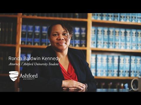 Ambition and Determination | Ashford University