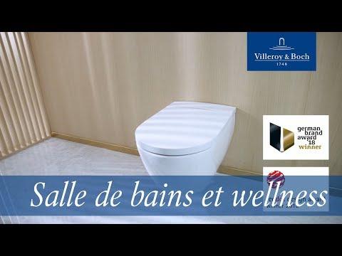 La nouvelle définition du bien-être - le WC douche ViClean-I100 | Villeroy & Boch