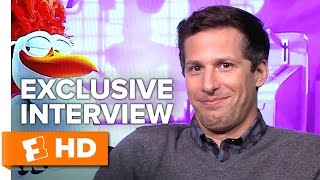 Andy Samberg & Katie Crown Exclusive 'Storks' Interview (2016)