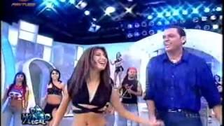 Simone e Simaria com Frank Aguiar - Domingo Legal 2003