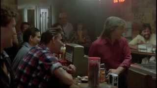 Steven Seagal Above The Law Bar Fight Scene