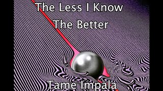 Tame Impala - The Less I Know The Better - Bass & Drums Cover (with on-screen tabs!)