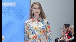 NELVA Belarus Fashion Week Spring Summer 2018 - Fashion Channel