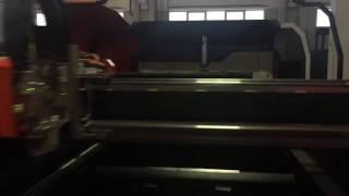 Nukon Fiber Laser Cutting Machine - Moore Machine Tools