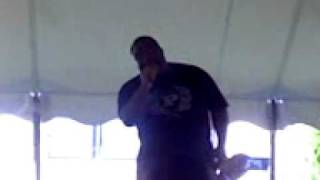I Shall Not Be Moved-Kenny Bobien LIVE @ African American Festival Montclair, NJ 2009