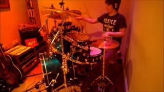 Escape the Fate | Picture Perfect | Drum Cover
