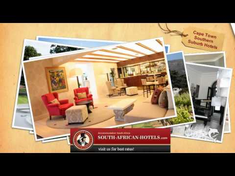 Cape Town Hotels, South Africa