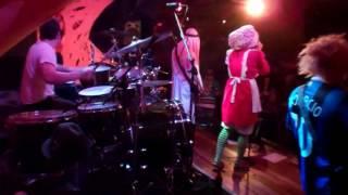 Cabeza de Vinil - Live Backstage Latino Rock Cafe Halloween 2012