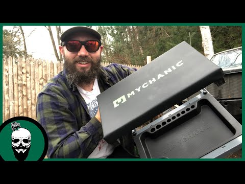 video thumbnail The Bearded Jeeper Reviews the Fastback Shop Stool