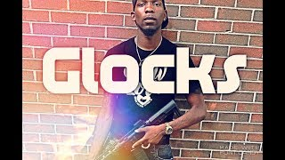 "Blocboy JB (No Chorus) Type Beat 2017 ""Glocks"" (Prod. By Hotboy Scotty)"