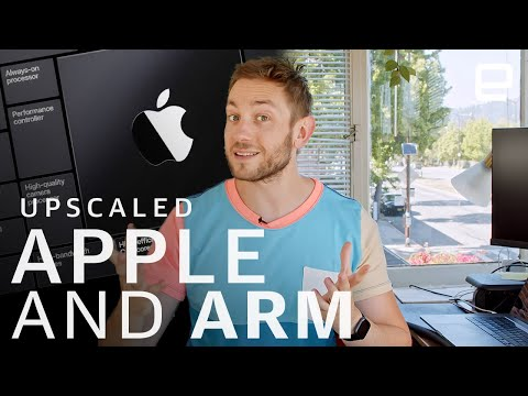 Apple is building its own Mac CPUs, does this mean ARM has won?   Upscaled