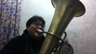 Pictures at an Exhibition--Bydlo tuba solo