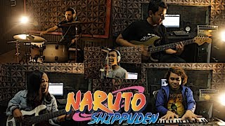 Opening Naruto Shippuden (Blue Bird) ナルト- 疾風伝 Cover by Sanca Records