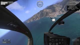 arma3 Heli script settling with power effect