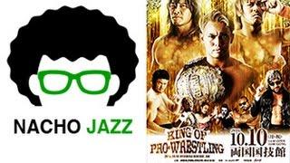 Nacho Jazz Analisis King of Pro Wrestling