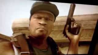 50cent blood on the sand trailer