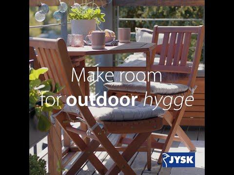 Skab en oase på din altan | JYSK