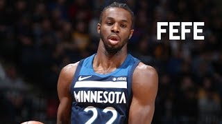 Andrew Wiggins Career Mix - FEFE (Clean)