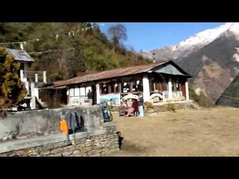 Annapurna Sanctuary: Chuile (21-01-2012)
