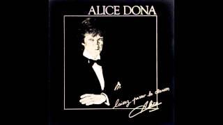 Alice Dona — Laissez passer la chanson (1982)