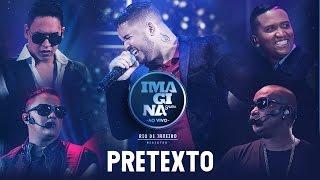 Pretexto (Clipe Ao Vivo) - Imaginasamba